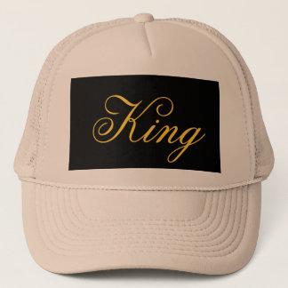 Boné Rei Camionista Chapéu