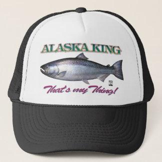 Boné Rei de Alaska que é minha coisa!