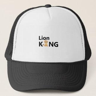 Boné rei do leão