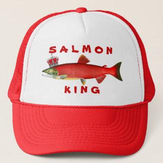 Boné Rei Salmon