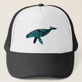 Boné Relógio da baleia