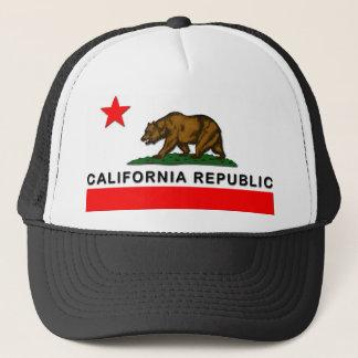 Boné República de Califórnia
