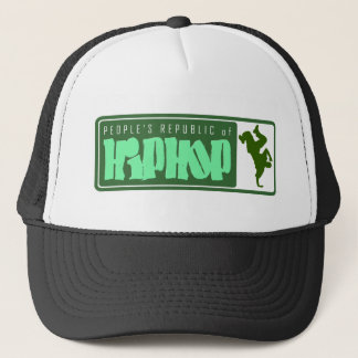 Boné República Popular de HipHop