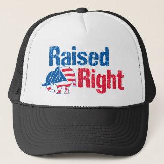Boné - Republicano certo aumentado