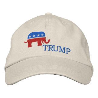 Boné republicano patriótico/eleição - TRUNFO