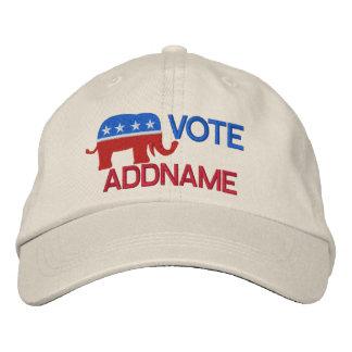 Boné republicano patriótico/eleição - VOTO