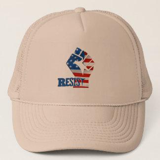 Boné Resista o chapéu do camionista