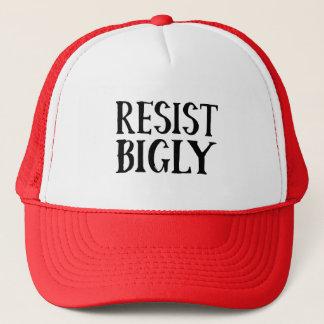 Boné Resista roupa da resistência do trunfo de Bigly o