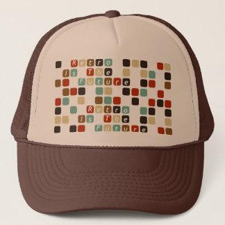 Boné retro é o chapéu futuro