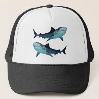 Boné Reunião do tubarão