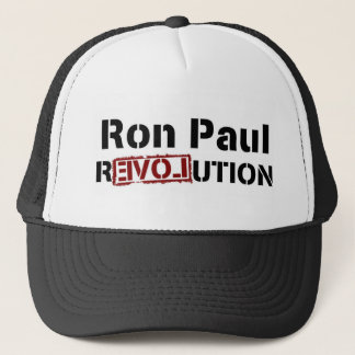 Boné Revolução de Ron Paul