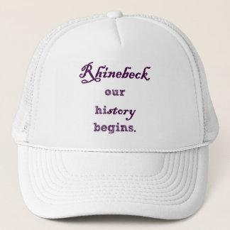 Boné Rhinebeck, minha história começa aqui