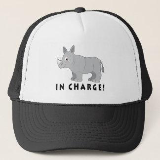 Boné Rinoceronte responsável!