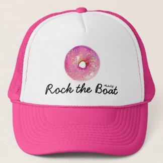 Boné Rocha da rosquinha o chapéu do barco