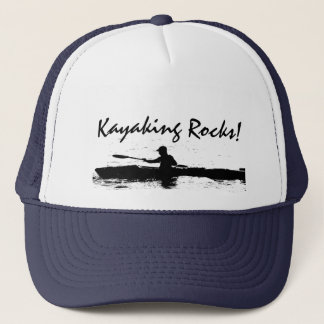 Boné Rochas Kayaking! Chapéu