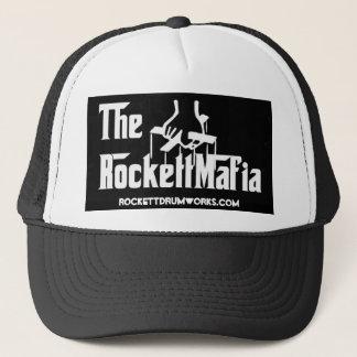 Boné rockettMafia, rockettdrumworks.com