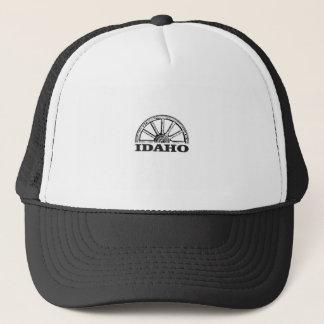Boné Roda de vagão de Idaho