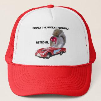 Boné Rodney o roadster do roedor o chapéu