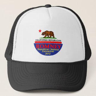 Boné Romney CALIFÓRNIA RNC