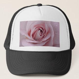 Boné rosa pálido aumentou
