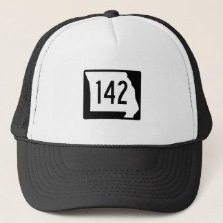 Boné Rota 142 de Missouri