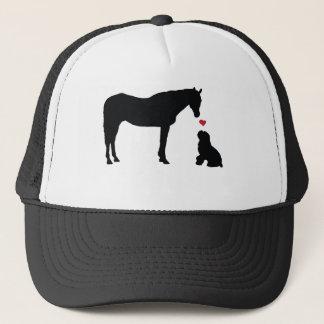 Boné Roupa de Hest Og Hund