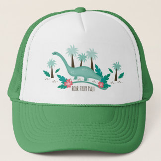 """Boné """"Rugido chapéu de Maui"""""""