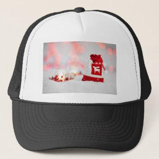Boné Saco do Natal