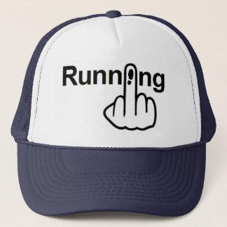 Boné Sacudir do corredor do chapéu