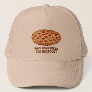 Boné Salvar a pizza para BIGFOOT - multi roupa