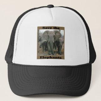Boné Salvar os elefantes