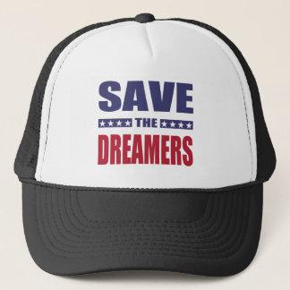 Boné Salvar os sonhadores