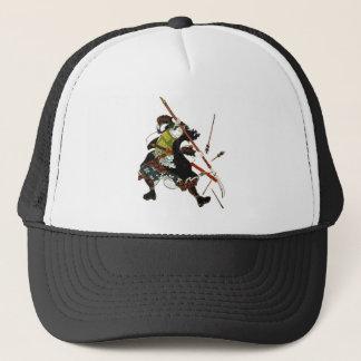 Boné Samurai de Ronin que deflexiona a arte de Japão do