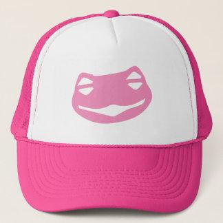 Boné Sapo Keksitan MAGA do rosa do chapéu do camionista