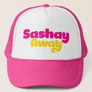 Boné Sashay afastado
