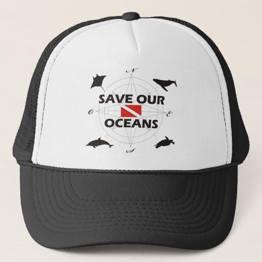 Boné Save Our Oceans - Hat