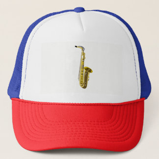 Boné Saxofone