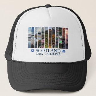 Boné Scotland - alba - Caledonia