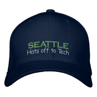 Boné Seattle - rei verdadeiro da tecnologia