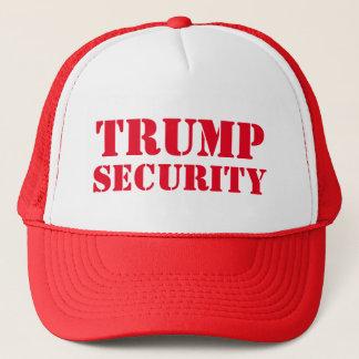 Boné Segurança da eleição de Donald Trump