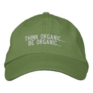 Boné Seja orgânico…