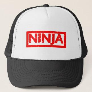 Boné Selo de Ninja
