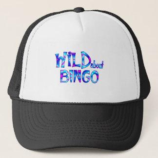 Boné Selvagem sobre o Bingo