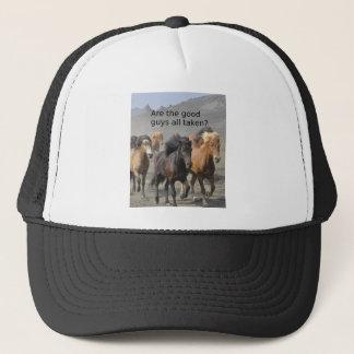 Boné Senhora Cavalo Bisbolhetice: São os bons rapazes