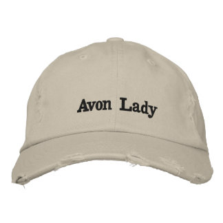 Boné Senhora Chapéu de Avon