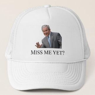 Boné Senhorita Me Ainda? Chapéu branco
