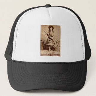 Boné Sepia de Annie Oakley
