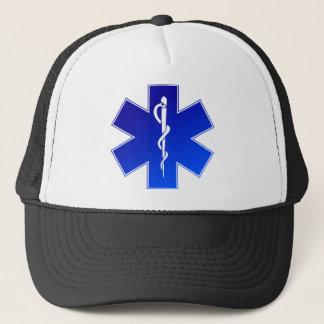Boné Serviço médico da emergência do EMS