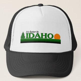 Boné Seu melhor em Idaho