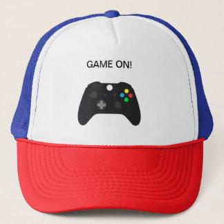 Boné seu um chapéu legal do gamer